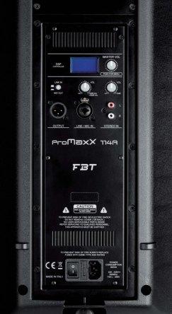 ProMaxX 114 panel