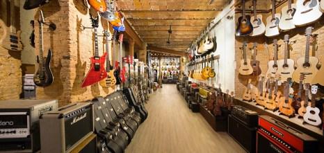 fanatic guitars shop