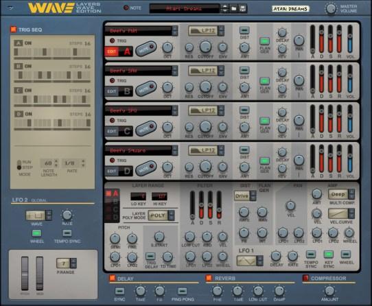 layers wave edition screenshot