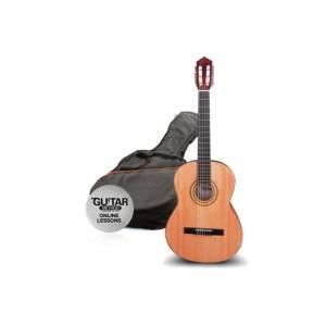 Pack guitarra cadete Molina SPCG34BR
