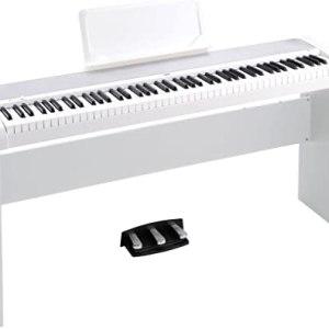 PIANO DIGITAL KORG B1 BLANCO