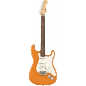 Guitarra eléctrica fender player stratocaster hss capri orange pf