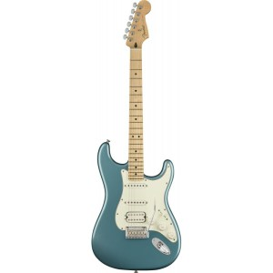 Guitarra eléctrica fender player estratocaster hss tidepool mn