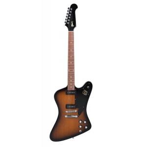Guitarra eléctrica gibson flying v 2018 aged cherry
