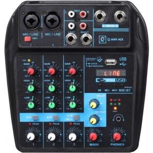 oqan mixer q mini USB mixer