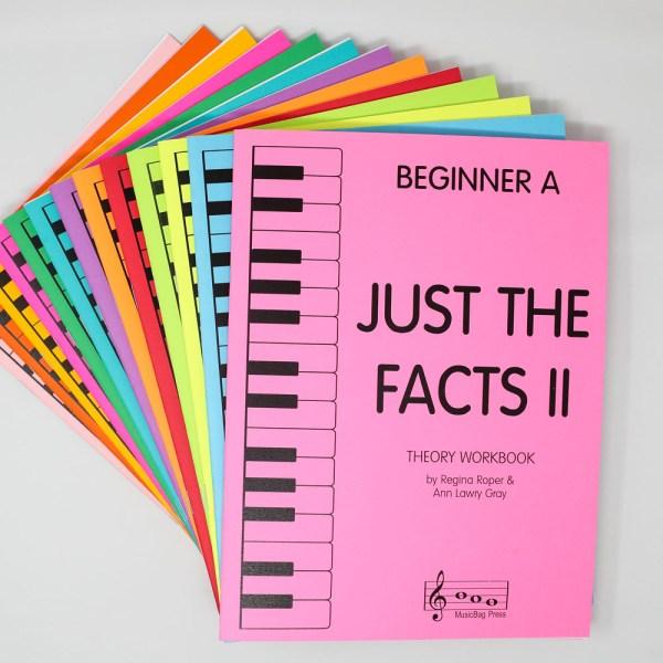 JTF II Music Theory Books