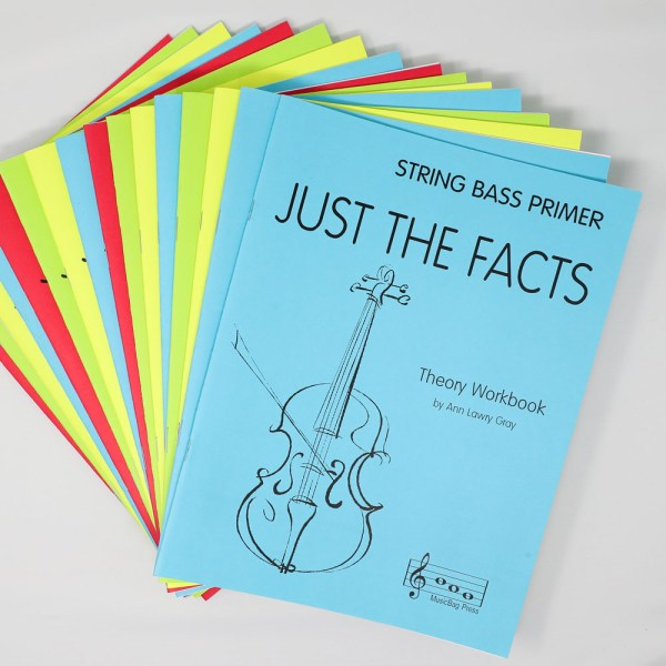 JTF Strings Music Theory Workbooks