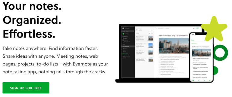 Brand Audit: Evernote