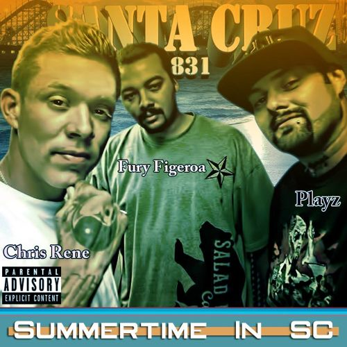 PLAYZ - SUMMERTIME IN SC ft. CHRIS RENE & FURY FIGEROA