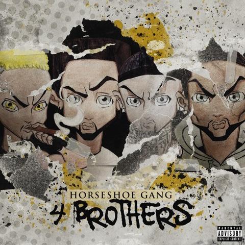 horseshoe gang hyena