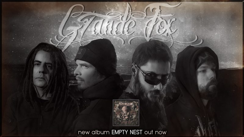 """Grande Fox – single """"Rottenness of Youth"""""""