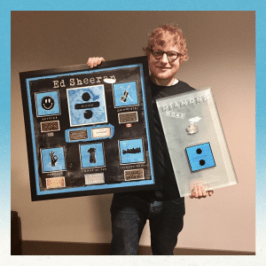 Image result for ed sheeran platinum