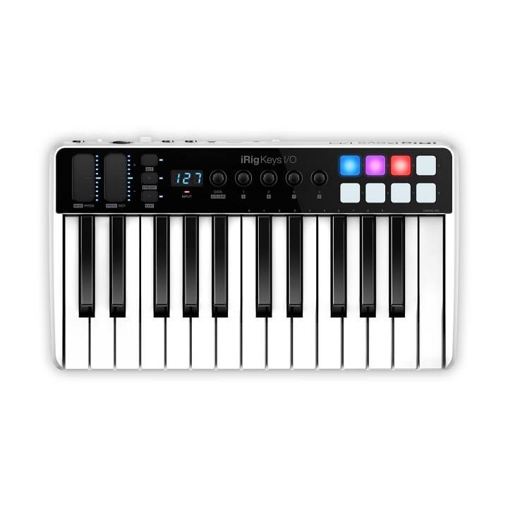 IK Multimedia iRig Keys I/O 25 1