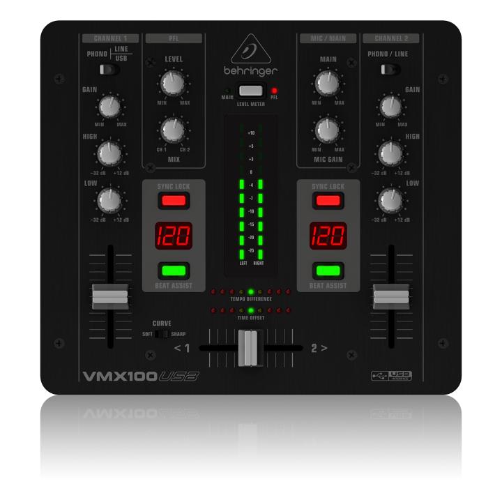 Behringer VMX100USB 1