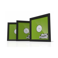 Glorious Vinyl Frame Set Black