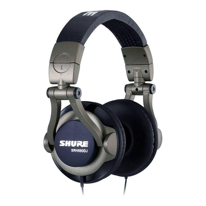 Shure SRH 550 DJ 1
