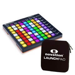 Novation Launchpad Mk2 + Launchpad Carry Case