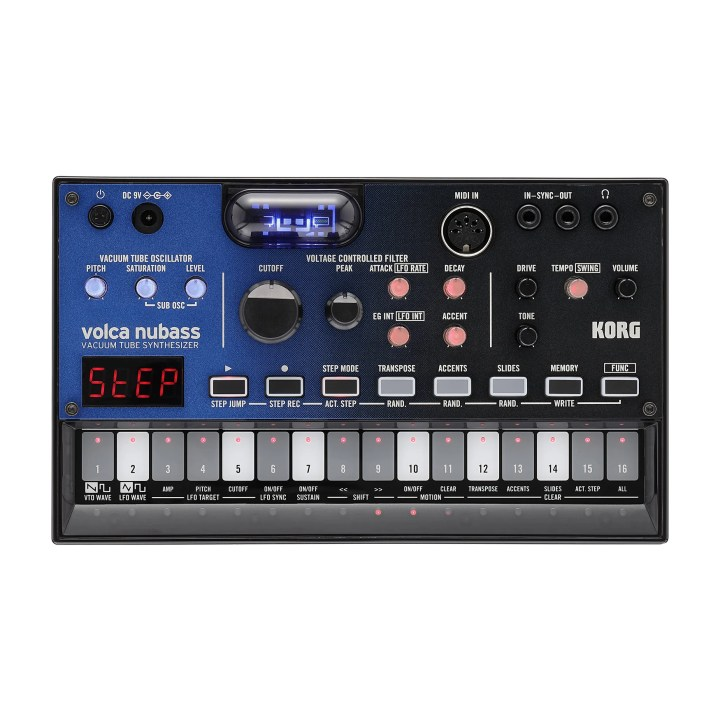 korg nubass top
