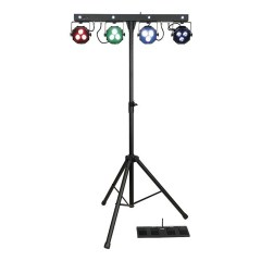 Showtec Compact Power Lightset RGB-UV
