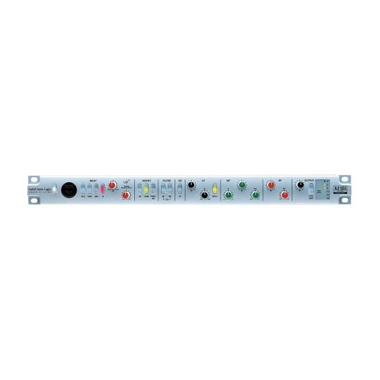 SSL XLogic Alpha Channel front