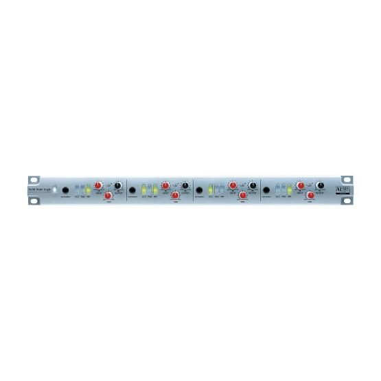 SSL XLogic Alpha VHD Pre front