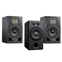Adam Audio A5X (Para) + Sub7