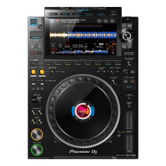 Pioneer CDJ-3000 top