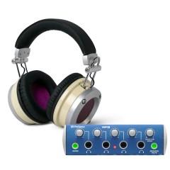 Avantone MP-1 Creme Mixphones + PreSonus HP4