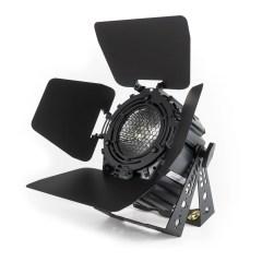 Flash Professional Vintage LED PAR 64 COB Short Mk2 250W 2w1 White