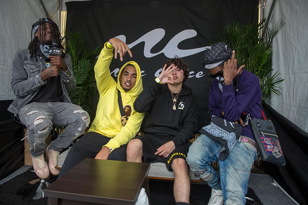 Shoreline Mafia Billboard Music Choice