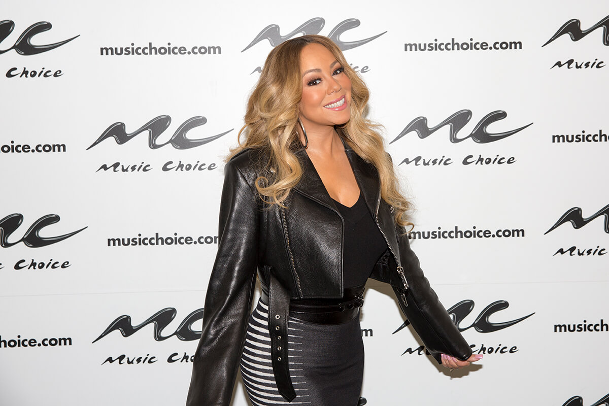 Mariah Carey Music Choice
