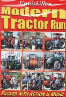 Enniskillen Modern Tractor Run DVD