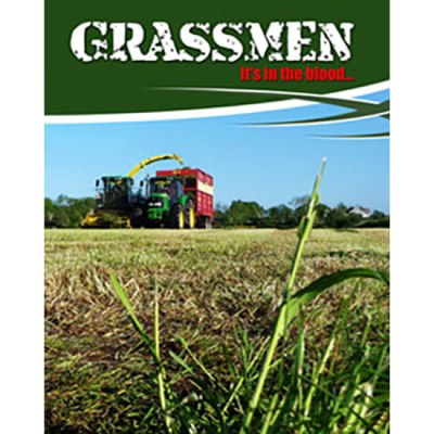 Grassmen It's In The Blood DVD