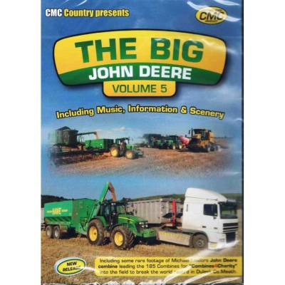The Big John Deere Volume 5 DVD