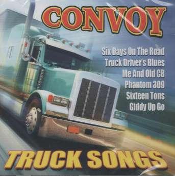 Convoy Truck Songs CD