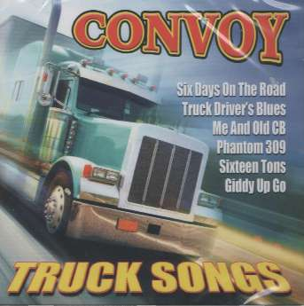 Convoy Truck Songs CD