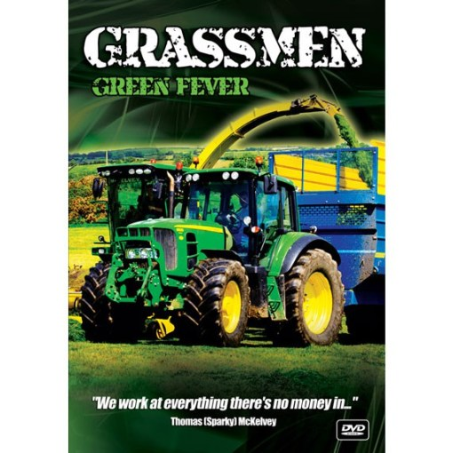 Grassmen Green Fever Dvd