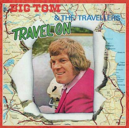 Big Tom and the travellers Travel on CD