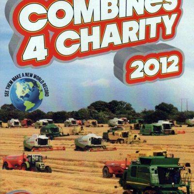 combines 4 charity 2012 dvd
