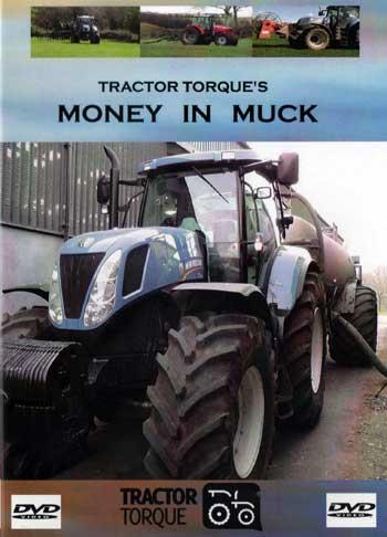Tractor Torque's Money in Muck DVD