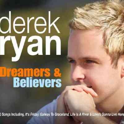 Derek Ryan Dreamers and Believers CD