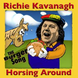 Ritchie horsingaround