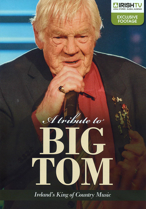 A Tribute To Big Tom DVD