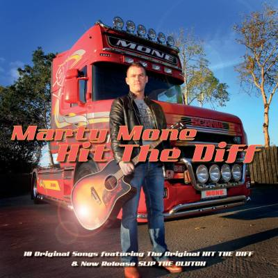Marty Mone hit the diff CD