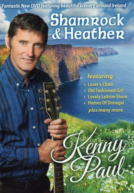 Shamrock & Heather Kenny Paul DVD