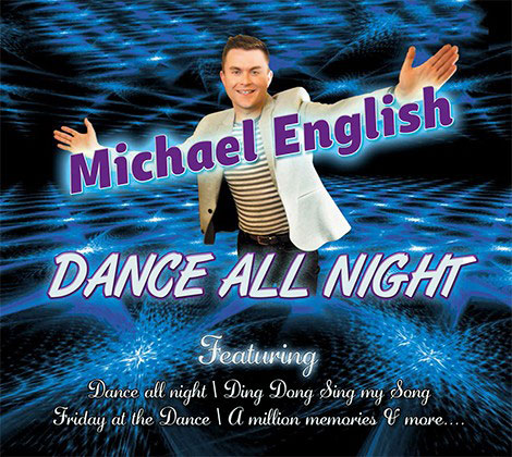 Michael English Dance All Night CD