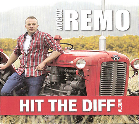 Ritchie Remo Hit The Diff CD