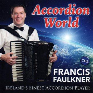 Francis Faulkner Accordion Wonderland CD 2