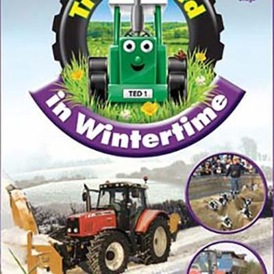 Tractor Ted Winter Time DVD