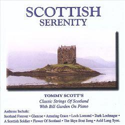 Scottish Serenity Tommy Scott's Classic Strings of Scotland CD